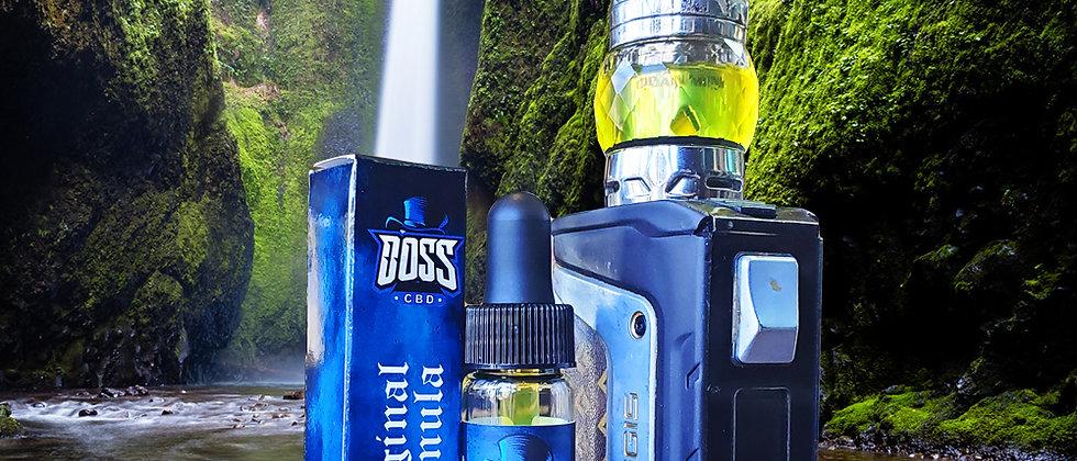 Boss CBD Vape Additive - Original Formula