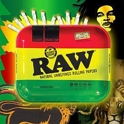 RAW Rasta Rolling Tray Art 1.jpg