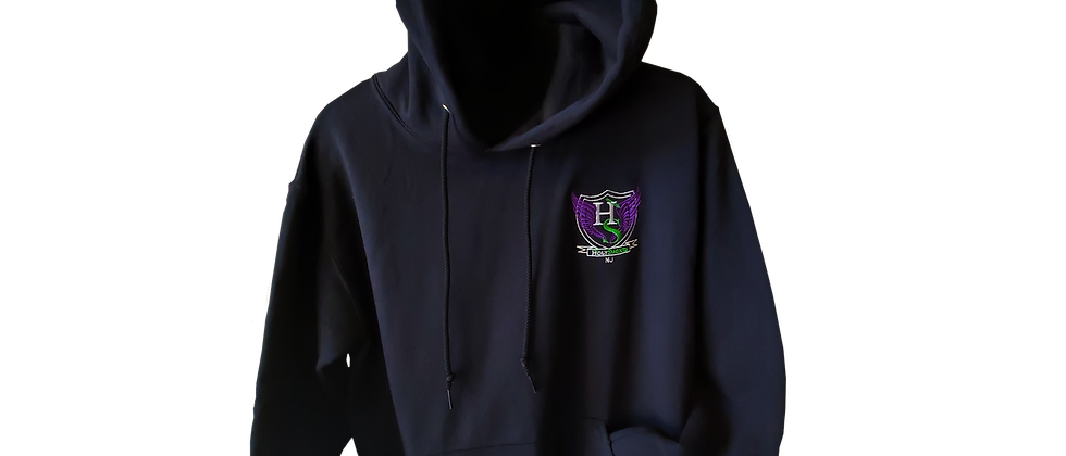 Official HS Logo Pullover - Black