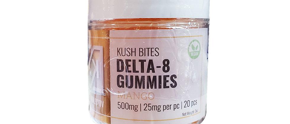 Kush Kolectiv Kush Bites Delta-8 Gummies