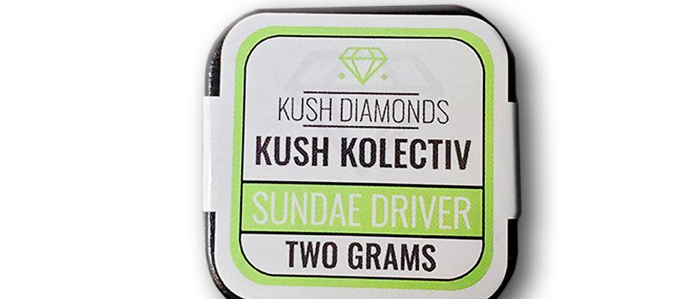 Kush Kolectiv Kush Diamonds 2g Dabs