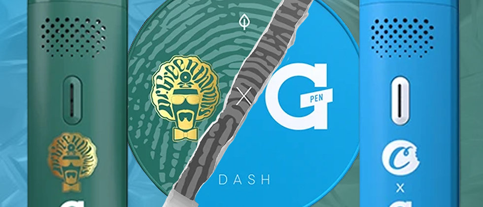 G Pen Dash Limited Edition Dr. Greenthumb & Cookies