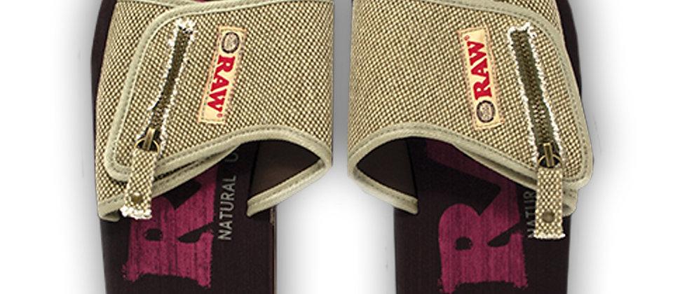 "Raw Slides ""Flip-flops"""