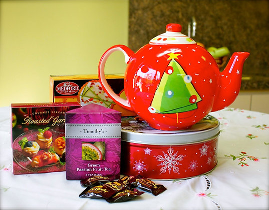 Winter Tea!
