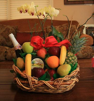 Fruit Basket for Fruit Lovers