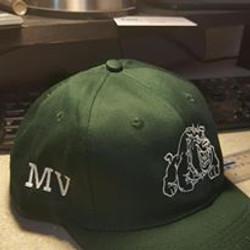 bull dogs cap