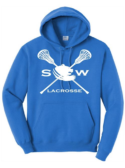 Port & Company® Essential Fleece Pullover Hooded Sweatshirt