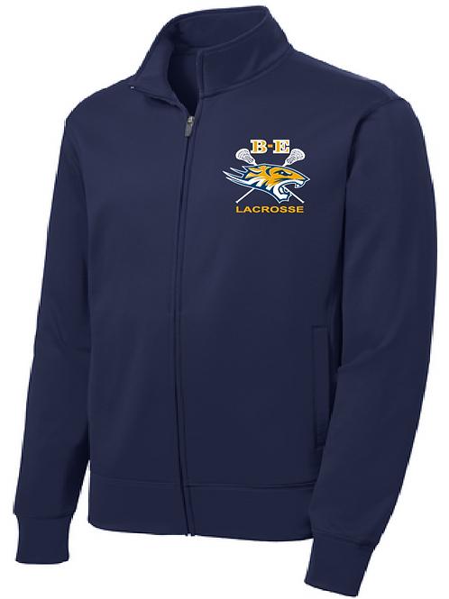 Sport-Tek® Sport-Wick® Fleece Full-Zip Jacket with embroidered logo