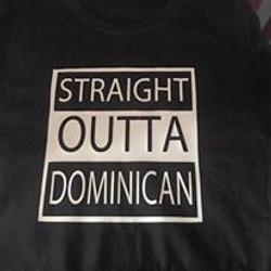 straight outta dominican