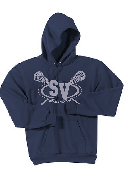 PC90H  Port & Company® Essential Fleece Pullover Hooded Sweatshirt