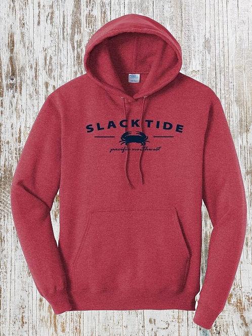 HEATHER RED SLACK TIDE HOODIE