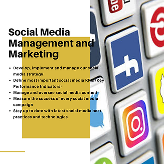 Freelance Service Social Media Marketing
