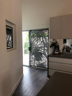 Pandanus Sliding Security Screen