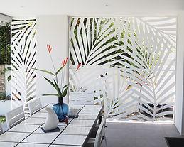 Laser-cut-decorative-screen palmy