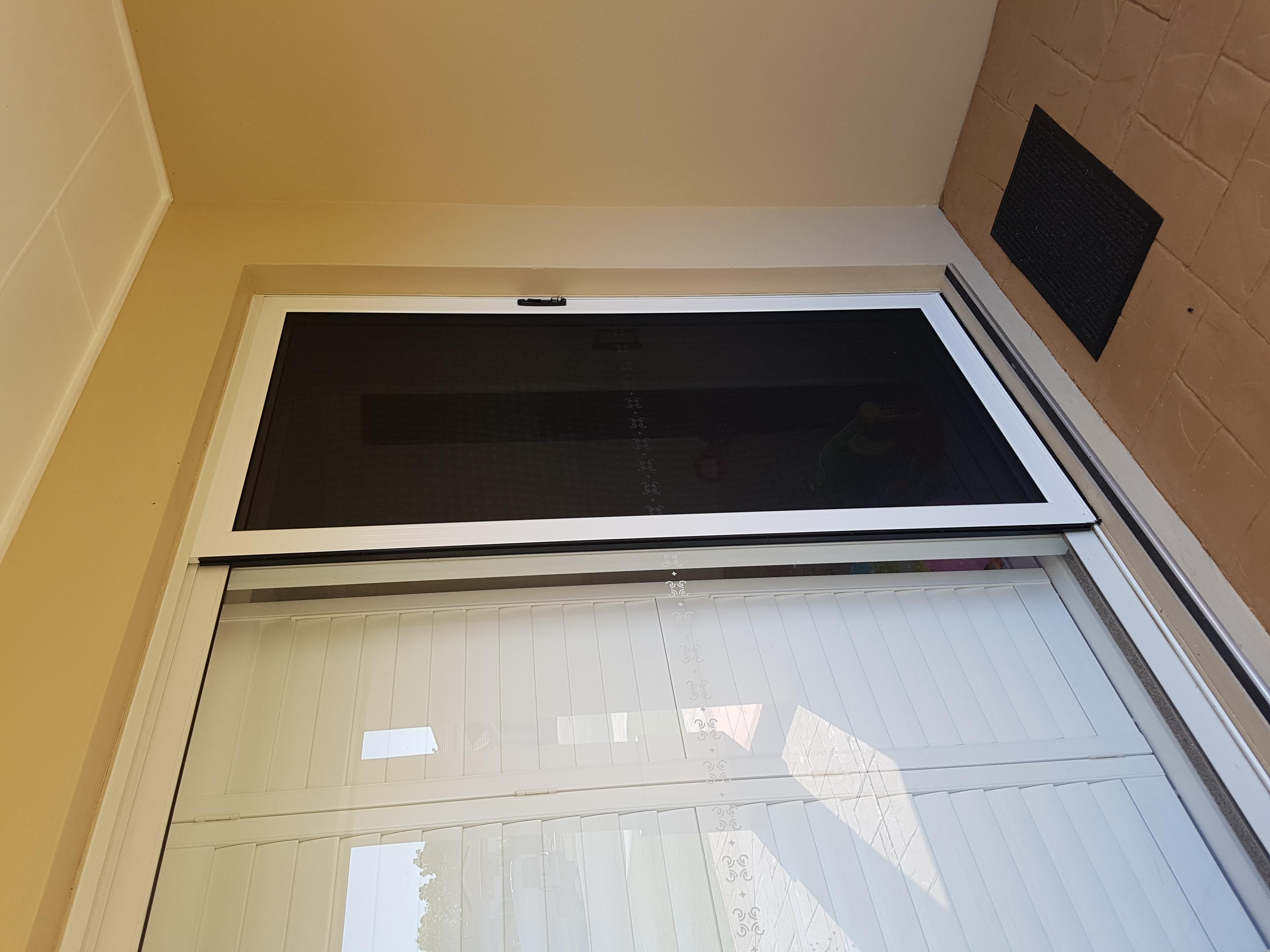 Stretton - sliding security door