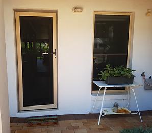 Bulimba security screen and door Panther