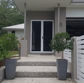Coorparoo front security doors