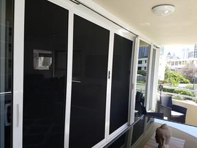 Sliding security doors Gold Coast