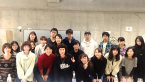 フィンランド、アールト大学の大学院生が来校してくれました