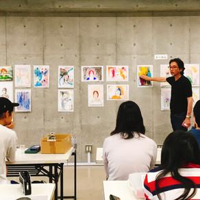 飯田淳先生のイラストレーション・ワークショップ
