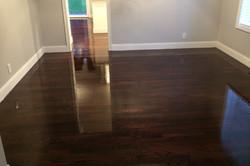 Hardwood Refinish and Stain