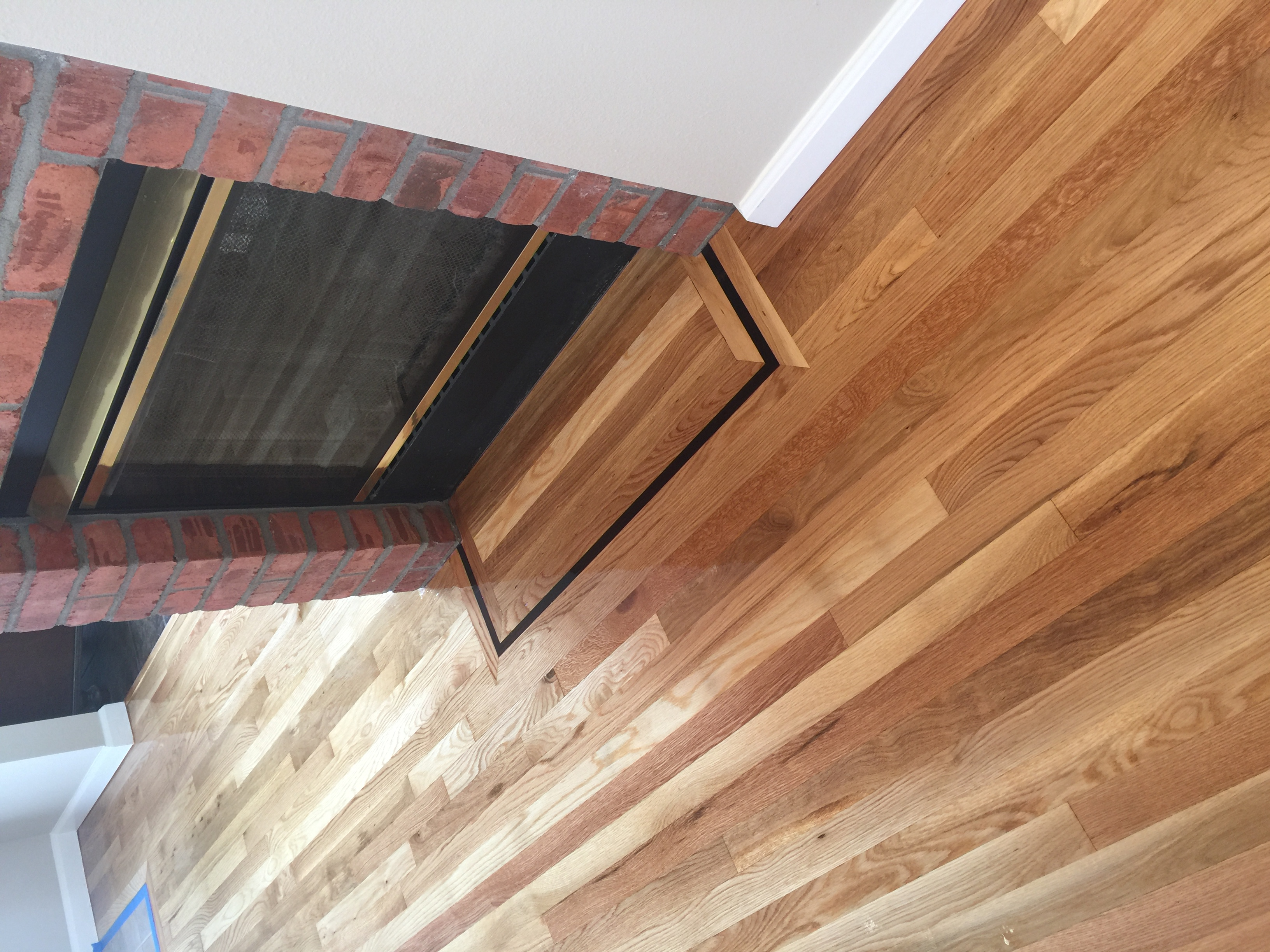 Hardwood Refinish