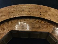 Rustic Bar Countertop