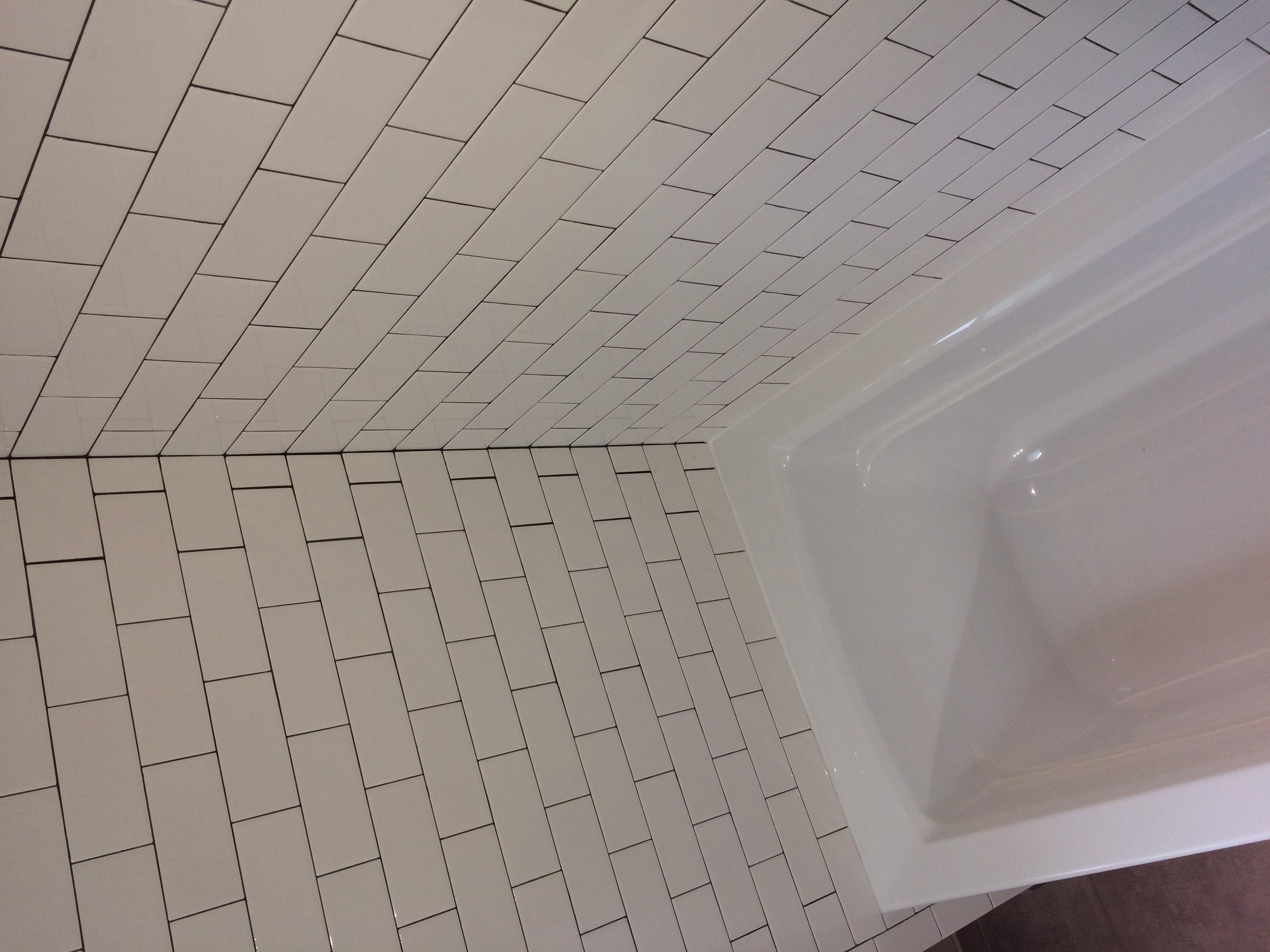 Subway Tile Surround