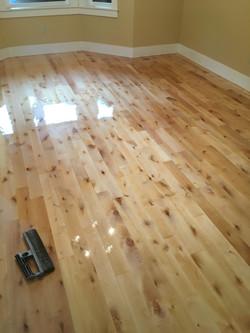 Birch Hardwood Refinish and Repair