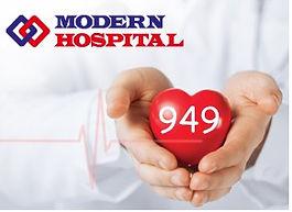 Modern Hospital