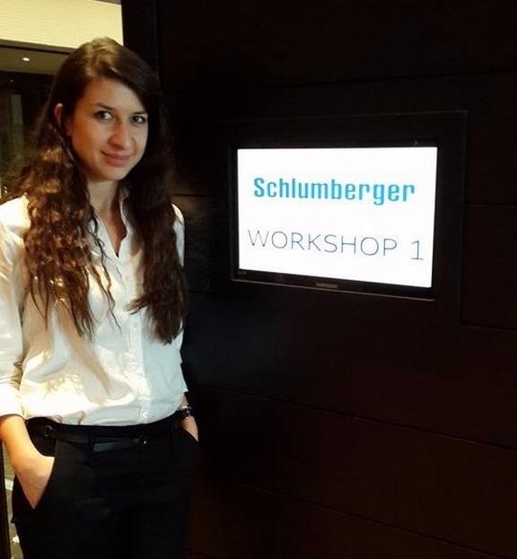 """""""SCHLUMBERGER"""""""