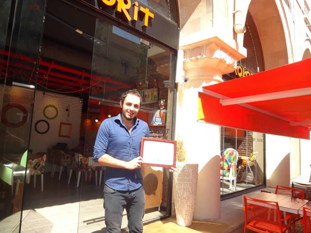 """""""KOLORIT"""" Cafe"""