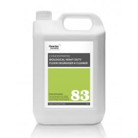 Pro 83 Biological Heavy Duty Floor Degreaser & Cleaner
