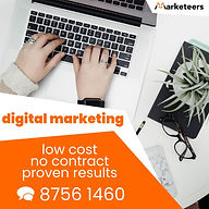 digital marketing agency singapore - google marketing results
