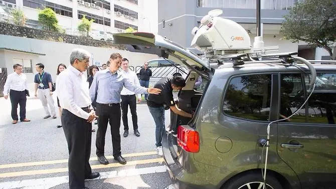 SGmap tech company, GPS Lands, navigates its way to global success