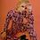 Thumbnail: fuchsia groovy top