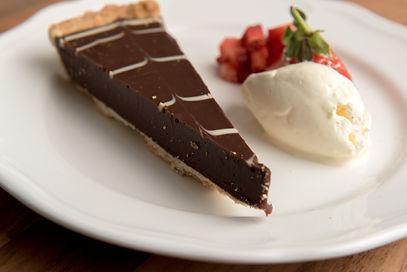 Chocolate and Amaretto Tart
