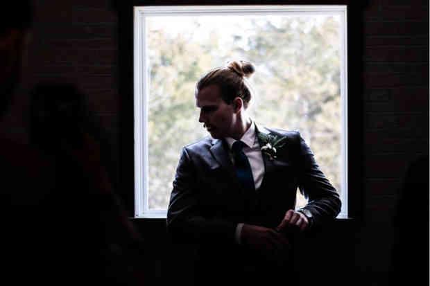 atrium wedding