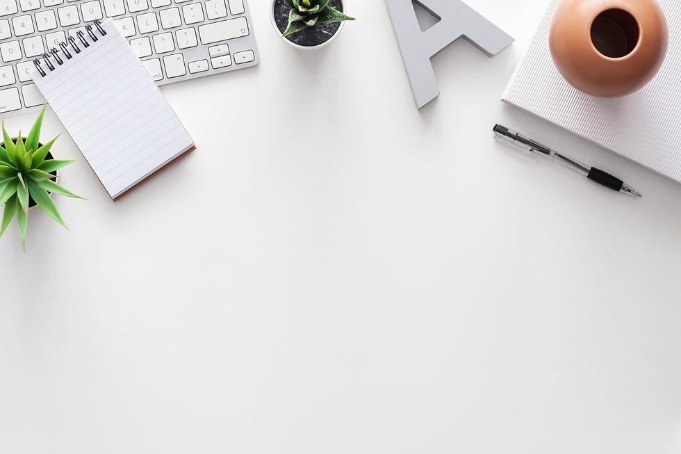 mesa para copywriting