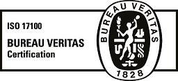 Certificado ISO 17100