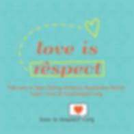 FebTeenDatingViolenceLove is Respect.png
