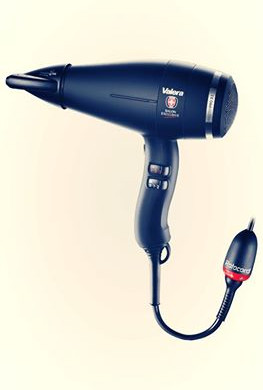 THE QUIETEST HAIRDRYER