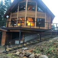 trex deck and railig