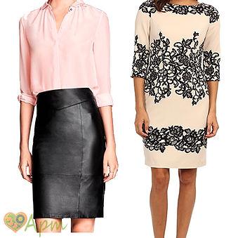 Курс по пошиву платьев, юбок, рубашек