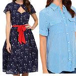 Моделирование, конструирование и пошив платья, блузы