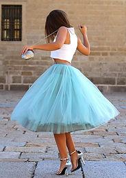 юбка из фатина мастер-класс