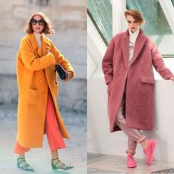 Все о модных пальто сезон 2018-2019 читаем в этой статье💚