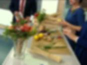 Букеты из овощей и фруктов мастер-класс