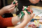 Мастер-классы по шитью, творчеству и вязанию