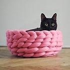 Вязание из крупной пряжи